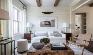 Cottage Living Room Decor Style